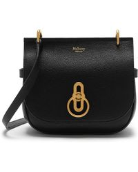 Mulberry - Small Amberley Satchel - Lyst