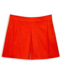 Mulberry Betty Short - Red