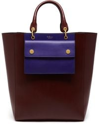 Mulberry - Maple Leather Bag - Lyst
