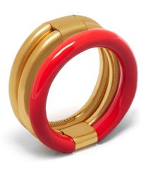 Mulberry - Triple Ring - Lyst
