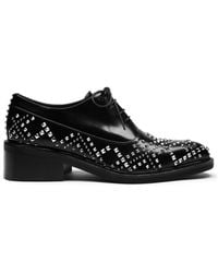 Mulberry Oxford Shoe Lace-up - Black