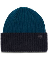 Mulberry | Knitted Beanie | Lyst