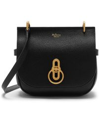 Mulberry Amberley Small Classic Satchel - Black