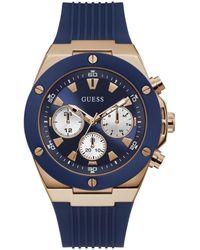 Guess Poseidon Watch - Blue