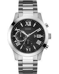 Guess Atlas Watch - Metallic