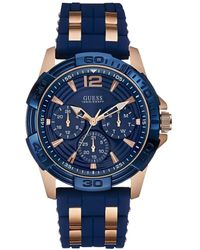 Guess Oasis Watch - Blue