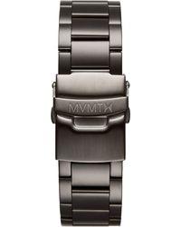 MVMT - Blacktop - 24mm Steel Band - Lyst