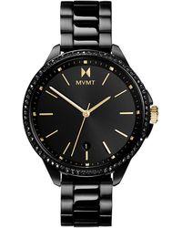 MVMT Coronada Caviar - Black