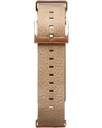 MVMT Voyager - 21mm Sandstone Leather - Multicolour