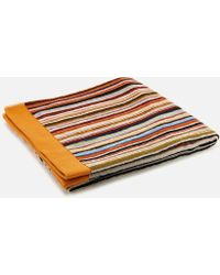 Paul Smith - Classic Stripe Small Towel - Lyst