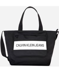 Calvin Klein Shopper - Black