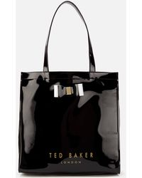 Ted Baker Soft Large Icon Bag - Black
