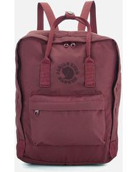 Fjallraven Re-kanken Backpack - Red