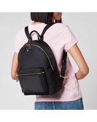 Lauren by Ralph Lauren Clarkson 27 Medium Backpack - Black