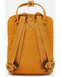 Fjallraven Kanken Mini Backpack - Yellow
