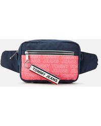 Tommy Hilfiger Campus Girl Crossover Bag - Blue