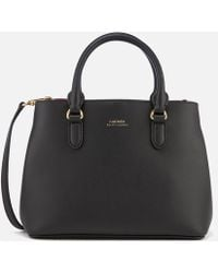 Lauren by Ralph Lauren - Marcy Ii Mini Satchel - Lyst