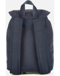 Tommy Hilfiger Heritage Small Flap Backpack - Blue