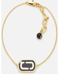 Marc Jacobs - Icon Enamel Bracelet - Lyst