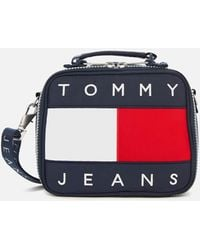 Tommy Hilfiger Heritage Crossover Bag - Blue
