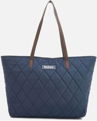 Barbour Witford Small Tote Bag - Blue