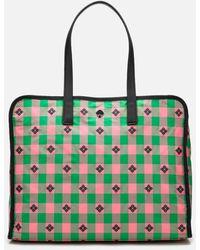 Kate Spade Sylvia Extra Large Tote Bag - Green