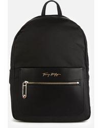 Tommy Hilfiger Tommy Fresh Backpack - Black
