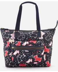 Radley - Speckle Dog Large Work Tote Bag - Lyst
