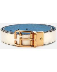 Marc Jacobs Reversible Belt - Multicolour
