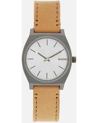 Nixon - The Time Teller Watch - Lyst