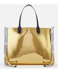 Tommy Hilfiger - Iconic Tommy Tote Bag - Lyst