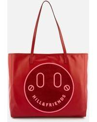 Hill & Friends - Women's Happy Slouchy Tote Bag - Lyst