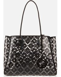 Kate Spade Everything See Through Large Tote - Black