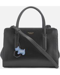 Radley Liverpool Street Medium Multiway Grab Bag - Black
