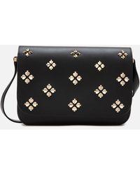 Kate Spade Margaux Medium Flap Shoulder Bag - Black