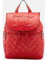 Juicy Couture - Ellen Flapover Backpack - Lyst
