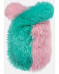 Charlotte Simone Lil Pop Bag - Multicolour