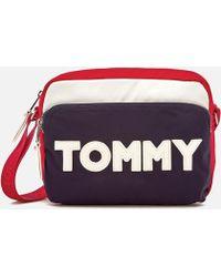 Tommy Hilfiger - Tommy Nylon Crossover Bag - Lyst