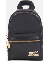Marc Jacobs - Trek Pack Mini Backpack - Lyst