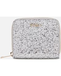 Furla - Babylon Small Zip Around Wallet - Lyst