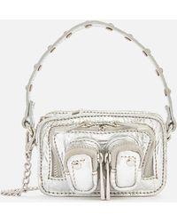 Nunoo Molly Candy Cross Body Bag - Metallic