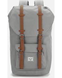 Herschel Supply Co. Little America Poly - Grey - Gray