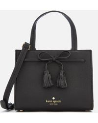 Kate Spade Hayes Street Small Sam Bag - Black