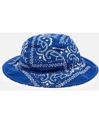ARIZONA LOVE Bandana Bob Bucket Hat - Blue