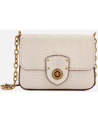 Lauren by Ralph Lauren - Millbrook Chain Cross Body Bag - Lyst