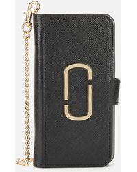 Marc Jacobs Iphone Xs Case - Black