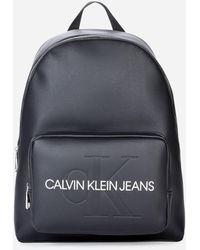 Calvin Klein Campus Backpack - Black