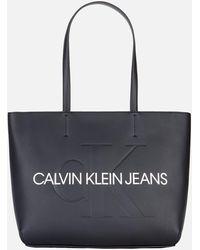 Calvin Klein Shopper 29 - Black
