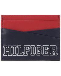 Tommy Hilfiger - Varsity Credit Card Holder - Lyst