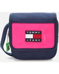 Tommy Hilfiger Heritage Cross Body Bag - Blue